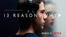 Reasons Whyـ13، tv, Netflix