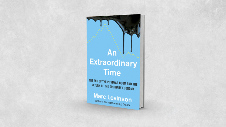 An extraordinary time، Marc Levinson