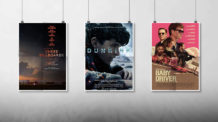 Dunkirk, baby driver, three billboards, أوسكار 2018, مونتاج